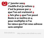 voeux an 9